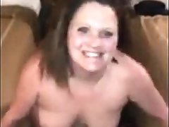 Amateur white dame BBC in a hotel