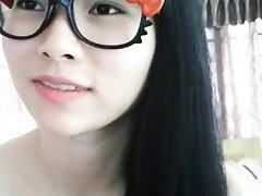 Cute Chinese Nympho