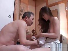 Anri Suzuki Hot peculiar Asian milf part6