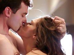Brunette MILF gets drilled by daughter's hung boyfriend