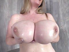 PinupFiles - Maria Synod Holiday Bubbles 2 2 - Big tits