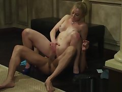 Naughty Come with Kayden Kross knows how to dissimulation a cock