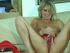 Milf Masturbation And Blowjob