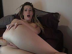 XXXMaren - Huge One-Eyed Snake Ass Fucking Creampies And Gaping - webcam