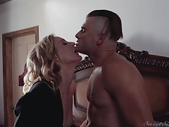Kirmess slut Mona Wales loves to get fucked by her younger lover